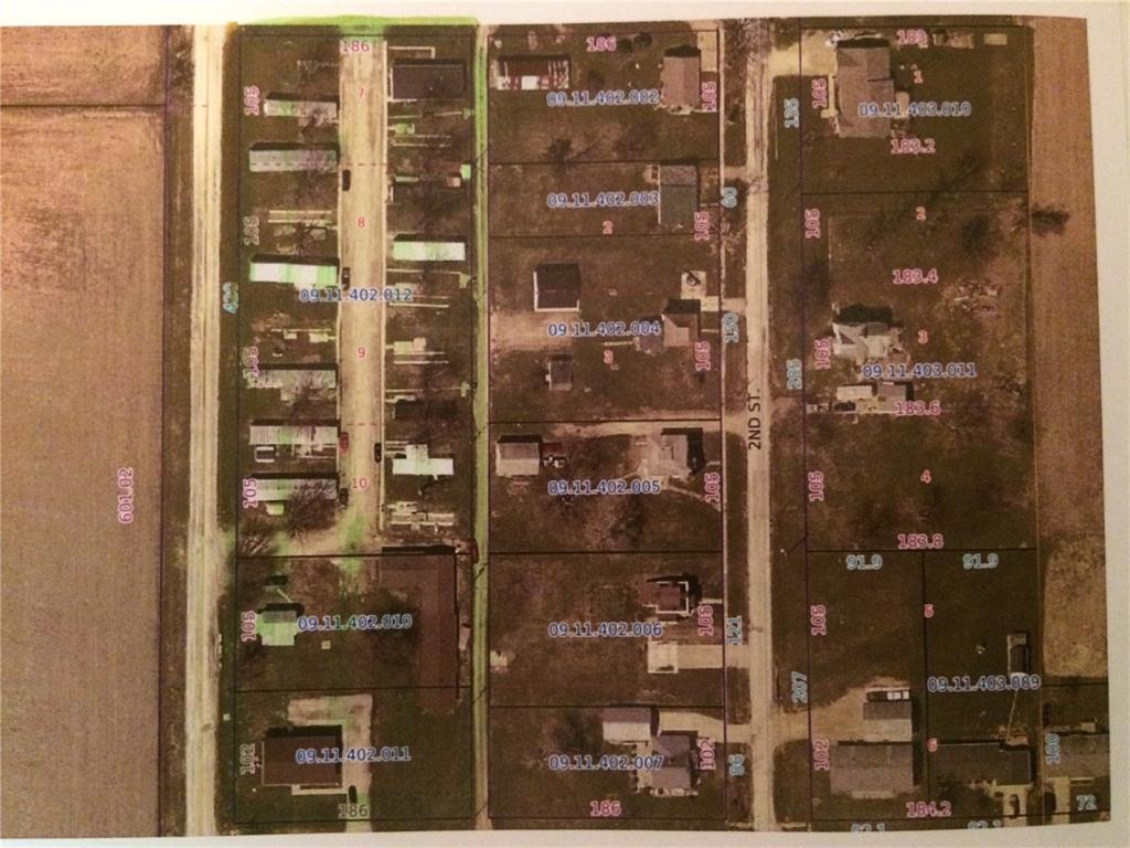 1st Street, Garwin, IA 50632