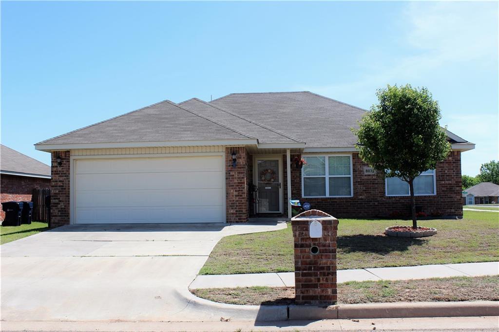 8032 Erryn Lane, Oklahoma City, OK 73135