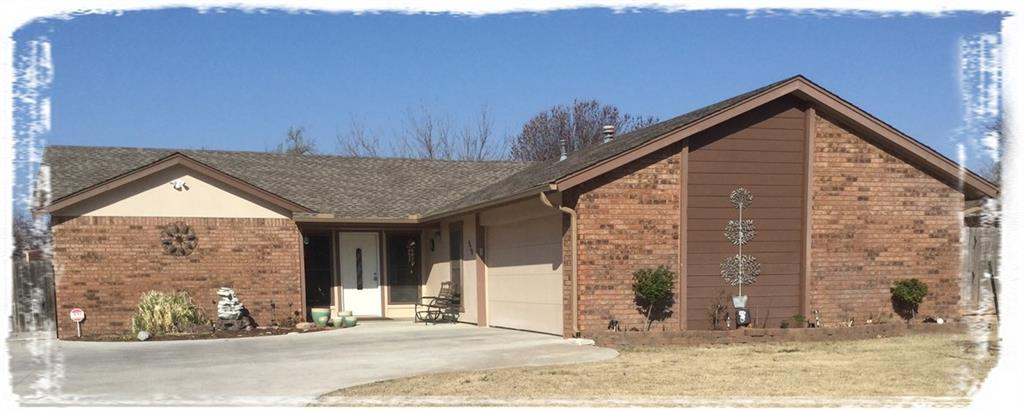 920 Quail Creek Drive, Enid, OK 73704