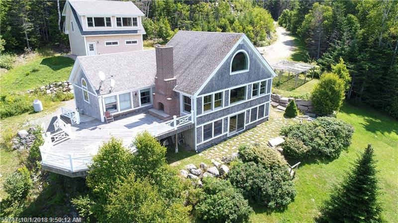 115 Chambers Point RD , Roque Bluffs, ME 04654