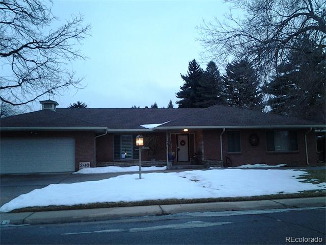 240 S ELM Street, Denver, CO 80246