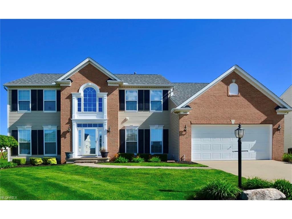 546 Weatherstone Dr, Wadsworth, OH 44281