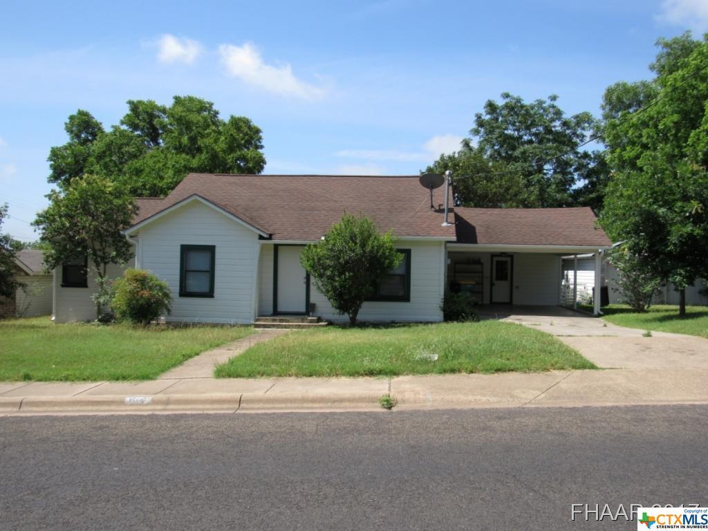 625 E 13th Avenue, Belton, TX 76513