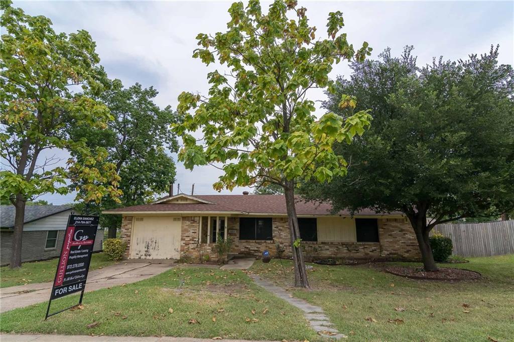 1822 Lucille Drive, Mesquite, TX 75149