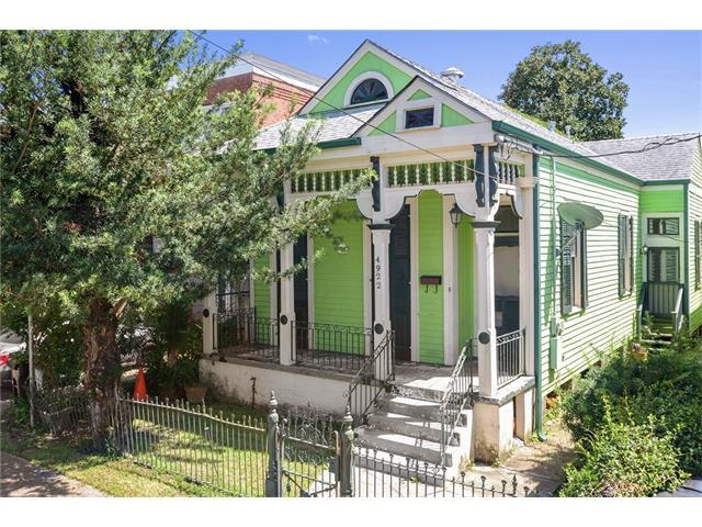 4922 COLISEUM Street, New Orleans, LA 70115