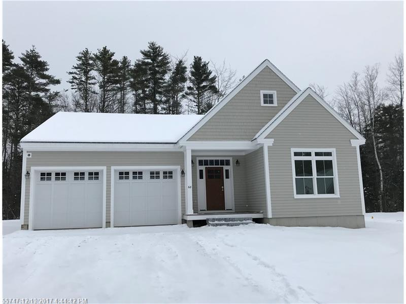 68 Kindred WAY , Yarmouth, ME 04096