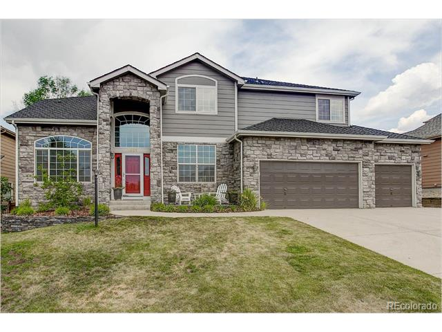 1081 Foursome Drive, Castle Rock, CO 80104