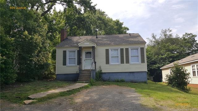 929 Justice Avenue, Charlotte, NC 28206