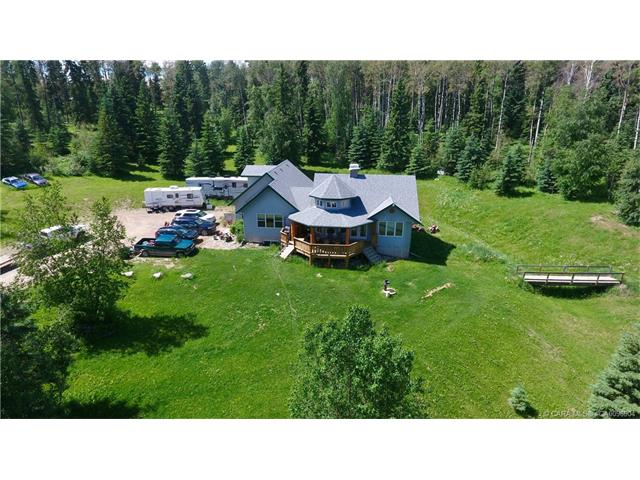 355068 Range Road 4-5, Rural Clearwater County, AB T0M 0H0
