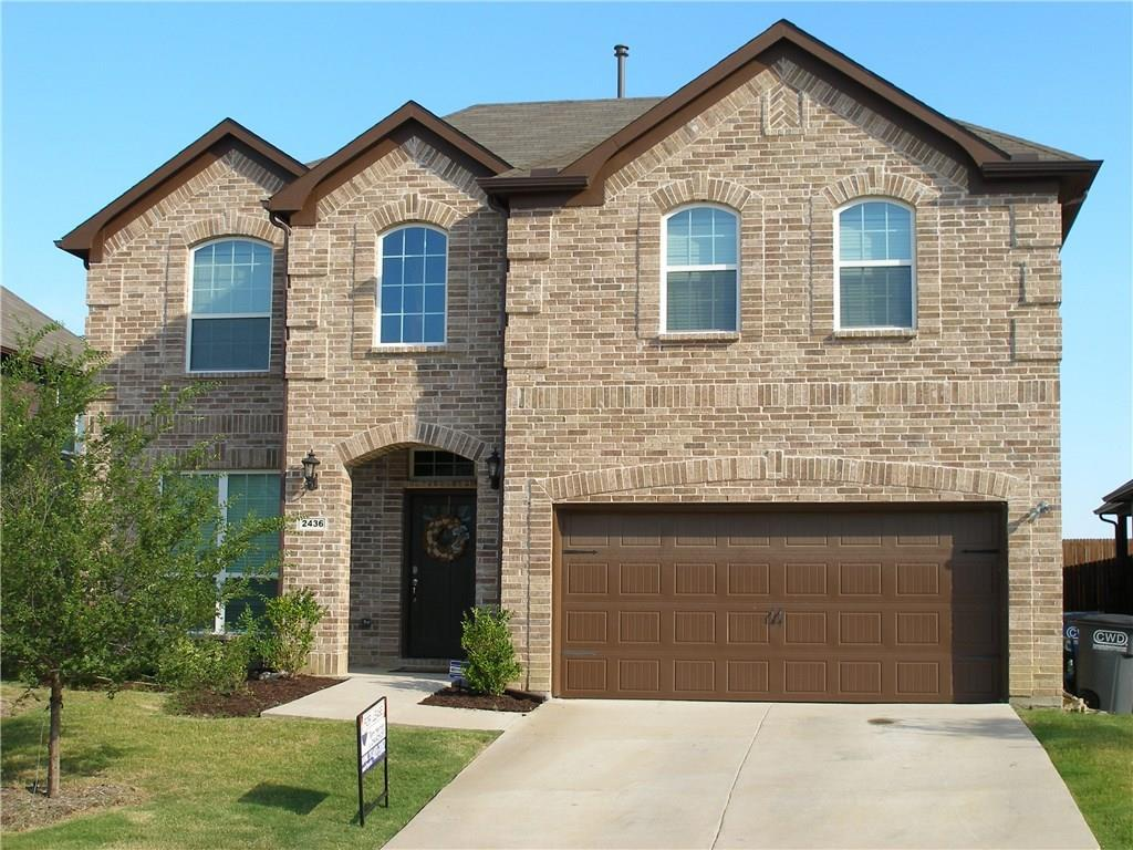 2436 Kingsgate Drive, Little Elm, TX 75068