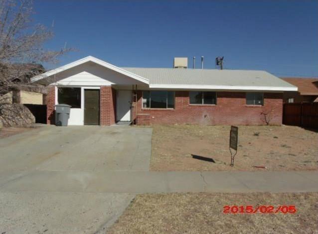 5853 Dolphin Drive, El Paso, TX 79924