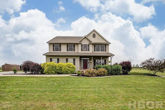 9590 Township Rd 251, Findlay, OH 45840