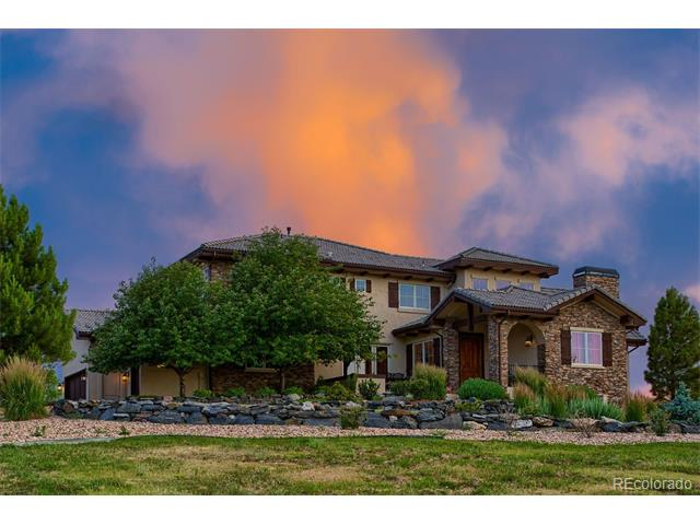 9430 Sara Gulch Circle, Parker, CO 80138