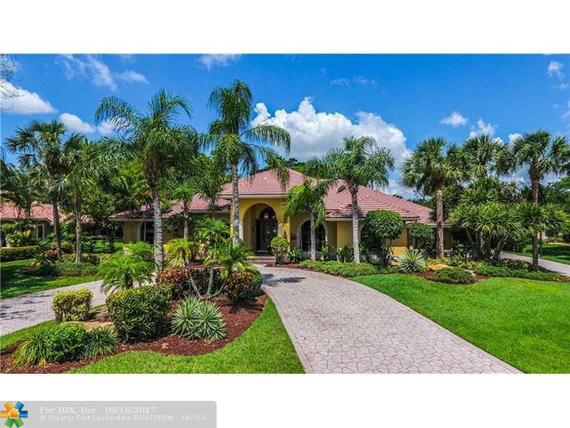 8011 Blue Ridge Ln, Parkland, FL 33067