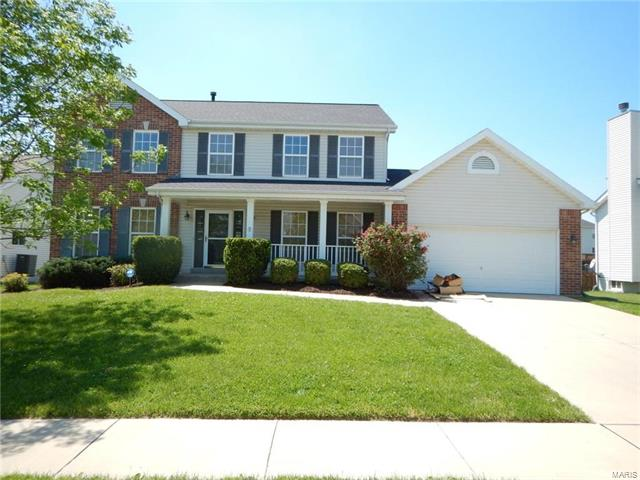 6813 Wellington Valley Court, Fairview Heights, IL 62208