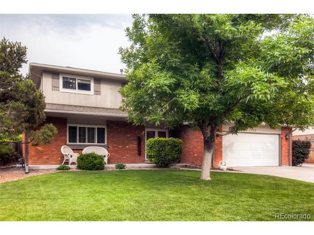 7392 S Downing Circle, Centennial, CO 80122