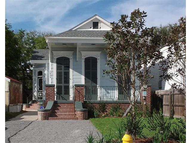 1233 N ROBERTSON Street, New Orleans, LA 70116