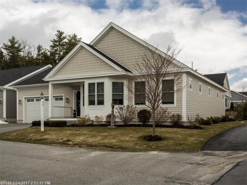 33 Applewood LN , Falmouth, ME 04105