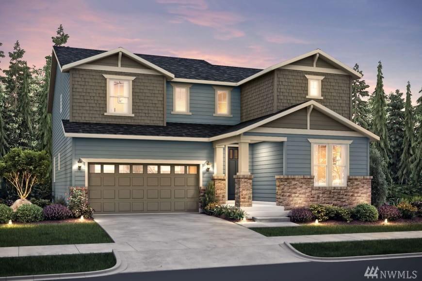 364 Vaughan (Lot 32) Blvd NE, North Bend, WA 98045