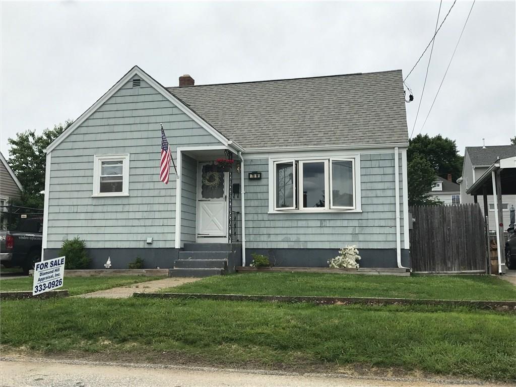 78 W Earle ST, Cumberland, RI 02864