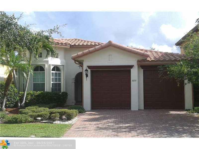 10715 NW 83rd Ct, Parkland, FL 33076