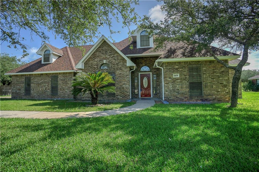 1408 W Deberry Ave, Aransas Pass, TX 78336