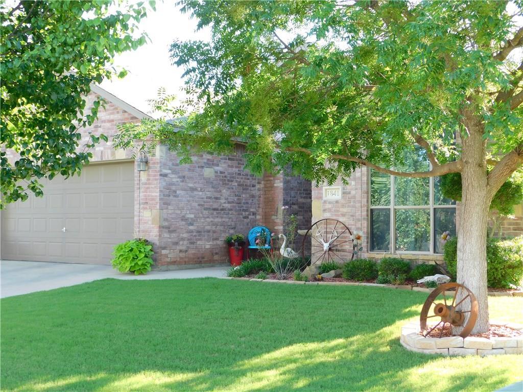 1841 Sandpiper Drive, Weatherford, TX 76088