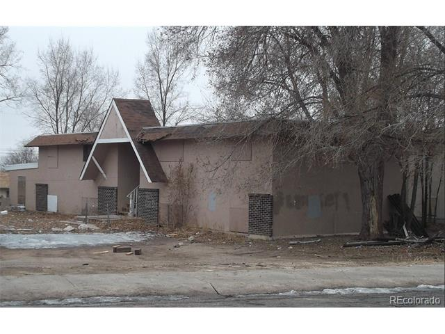 2107 Preuss Road, Colorado Springs, CO 80910