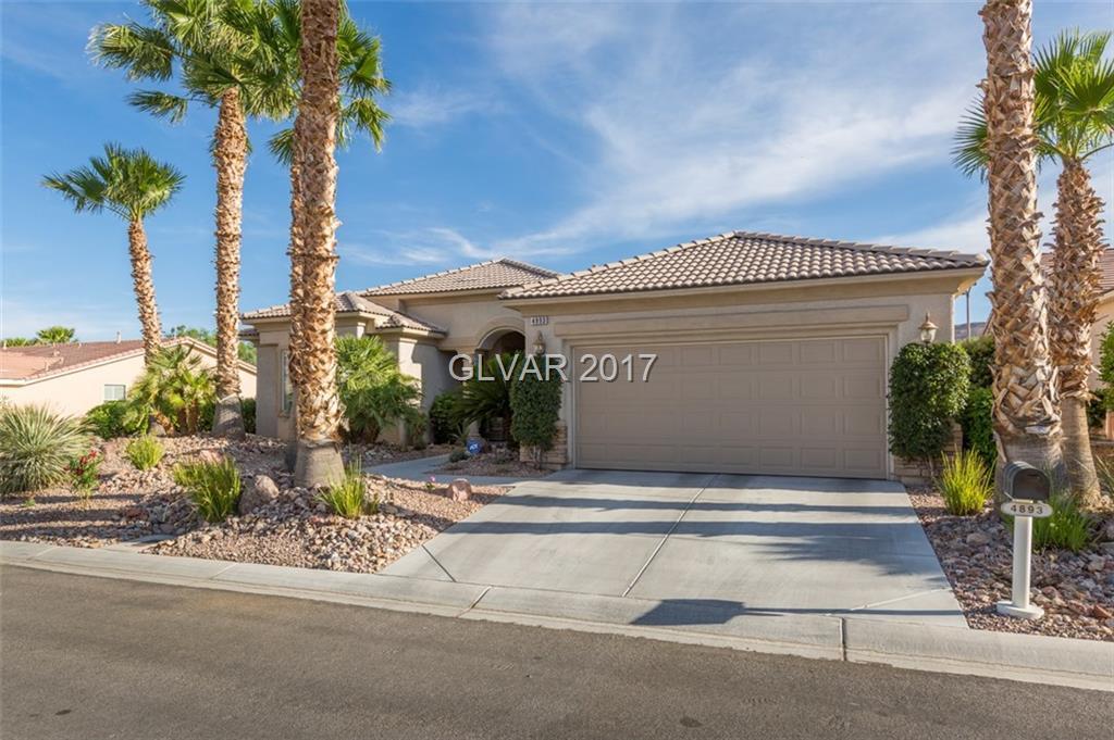 4893 DENARO Drive, Las Vegas, NV 89135