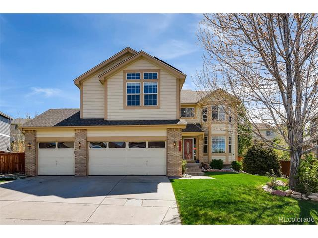 9842 Fireweed Road, Highlands Ranch, CO 80129