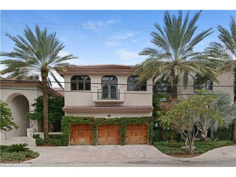 600 Isle Of Palms Dr, Fort Lauderdale, FL 33301