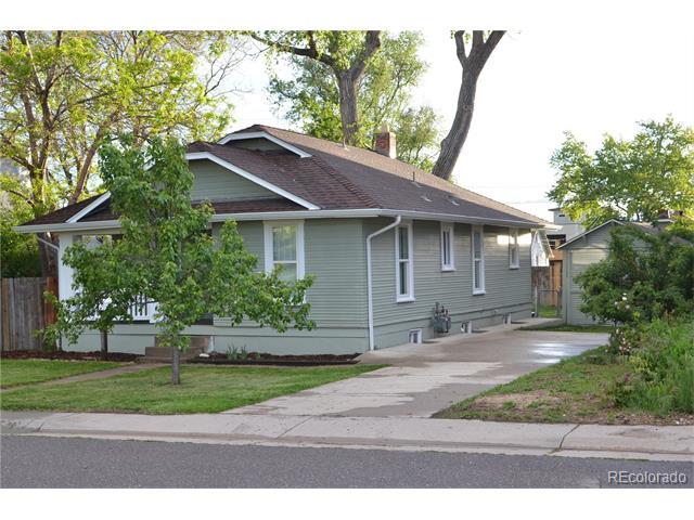 3511 S Corona Street, Englewood, CO 80113