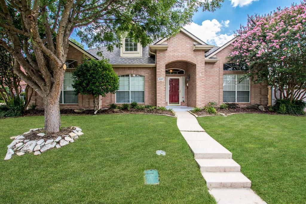 2607 Saint Michelle Lane, McKinney, TX 75070