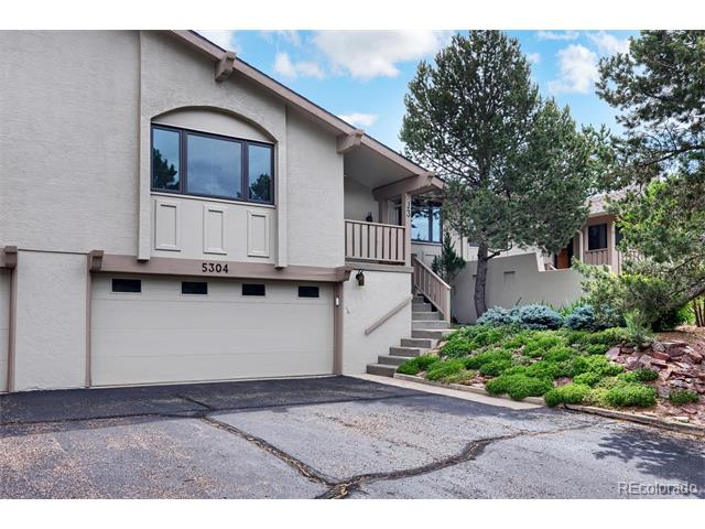 5304 Kissing Camels Drive 3, Colorado Springs, CO 80904