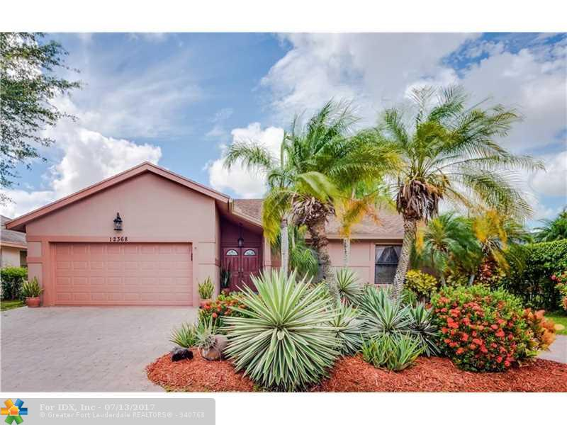 12368 NW 27th Pl, Coral Springs, FL 33065