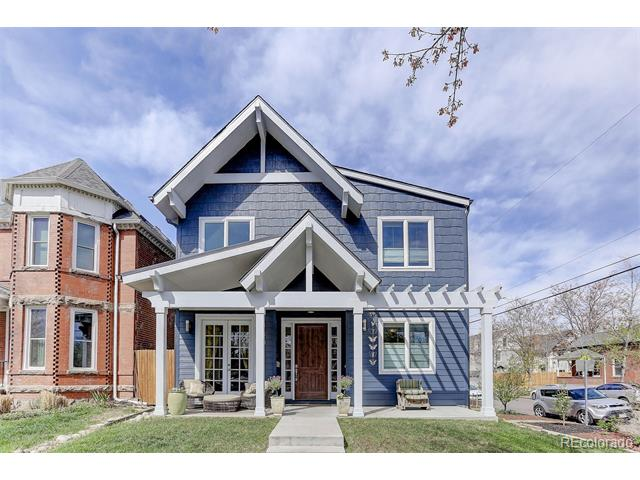 701 S Washington Street, Denver, CO 80209