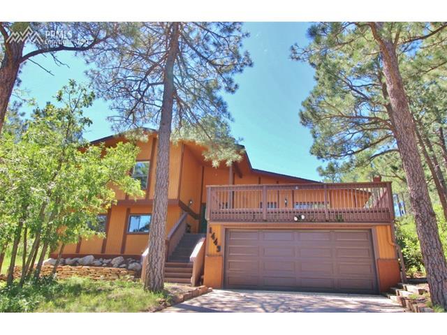 1443 Rock Ridge Court, Colorado Springs, CO 80918