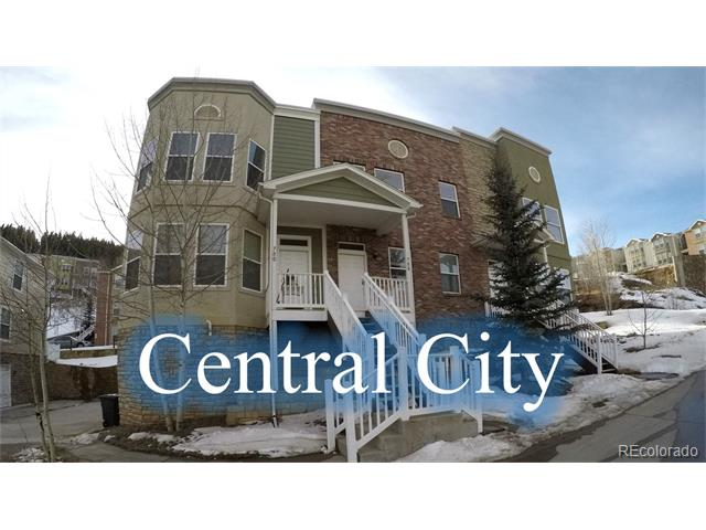 788 Brewery Drive, Central City, CO 80427