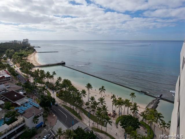 2500 Kalakaua Avenue 2106, Honolulu, HI 96815
