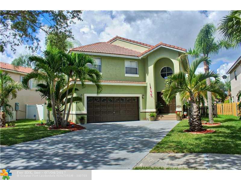 6321 NW 58th Way, Parkland, FL 33067