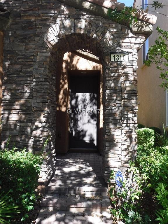 1810 ARDILEA Street, Las Vegas, NV 89135
