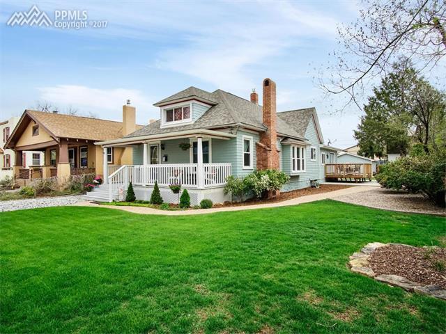 2211 N Nevada Avenue, Colorado Springs, CO 80907
