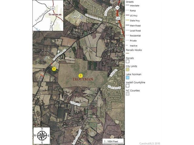 N/A Talley Road N/A, Troutman, NC 28166