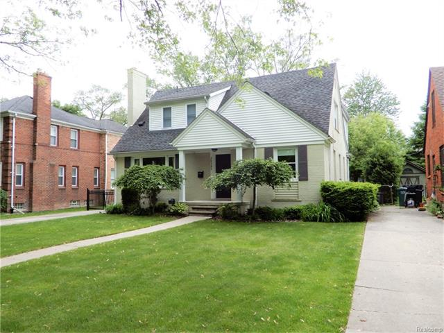 26385 HUMBER ST, Huntington Woods, MI 48070