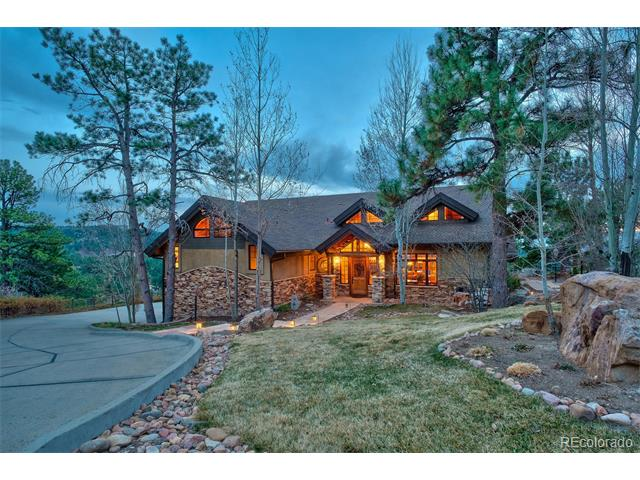 7108 Parkwood Lane, Castle Pines, CO 80108