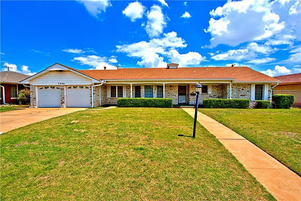 3906 S Olie Avenue, Oklahoma City, OK 73109