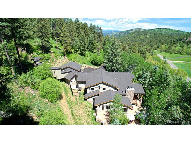 45 W Ranch Trail, Morrison, CO 80465