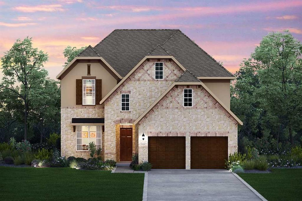 3317 Rough Creek Drive, Garland, TX 75040