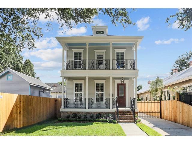 4414 BIENVILLE Street, New Orleans, LA 70119