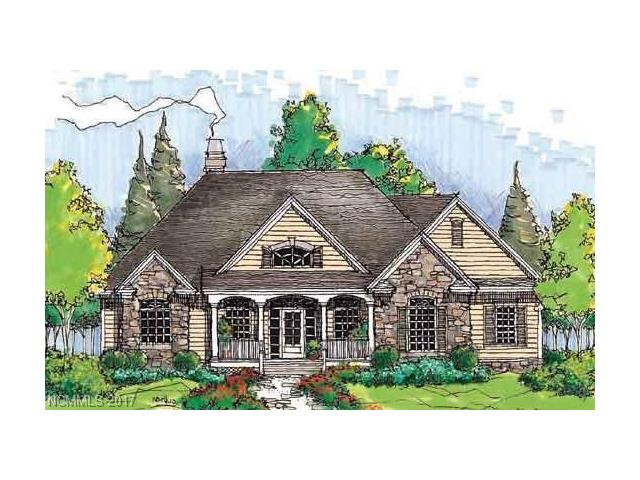 Pre-Construction. Donald Gardner Design. Stunning Craftsman home w/ beautiful year round mountain views.Main level boasts open floor plan, great rm w/fireplace & cathedral ceiling, dining rm w/tray ceiling, master suite w/two walk-in closets, dual sinks, walk-in shower, garden tub & guest BR/BA. The LL features family room w/wet bar, guest BR w/private BA + office. Completing the home is a covered front porch, screened porch, rear porch and patio.